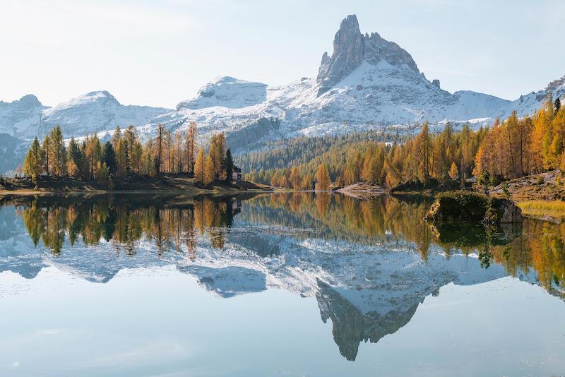 Autunno sulle Dolomiti di Peter_Sossi