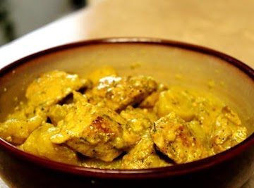 Jamaican Curry Chicken Recipe