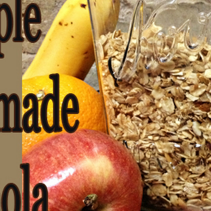 Lisa'S Homemade Granola Recipe