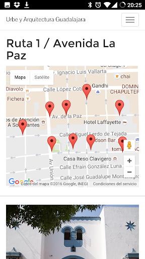玩免費遊戲APP|下載Urbe y Arquitectura GDL app不用錢|硬是要APP