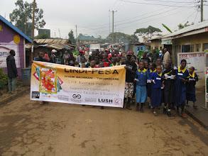 Photo: pre-launch mobilizaiton and education