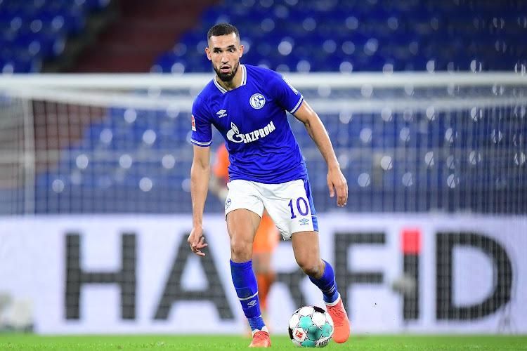 Exclu du groupe depuis plusieurs mois, Nabil Bentaleb réintègre le groupe pro de Schalke 04