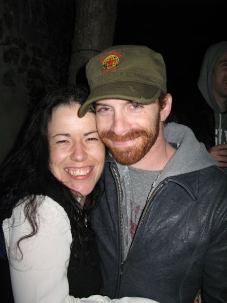 Photo: Seth Green ( Buffy the Vampire Slayer, Robot Chicken) and I