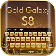 App Gold Theme For Galaxy S8 Plus APK for Windows Phone