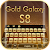 Gold Theme For Galaxy S8 Plus file APK for Gaming PC/PS3/PS4 Smart TV