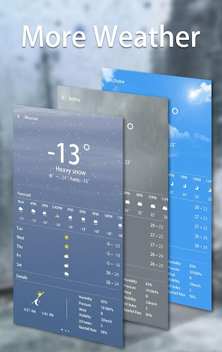 Simple Weather Forecast  screenshots 7
