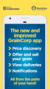 GrainCorp- screenshot thumbnail