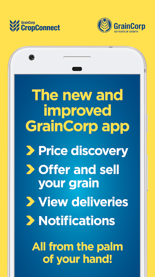GrainCorp- screenshot