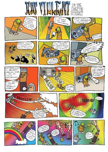Fumetti Della Gleba