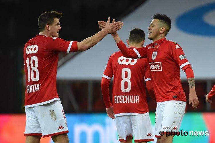 Le Standard s'impose sur un beau score contre le Chievo Vérone