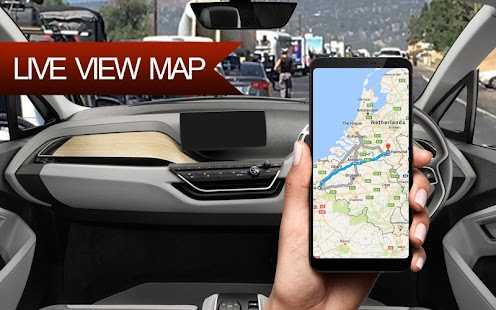 World Earth Maps 3D: Car Routes & Navigation - náhled