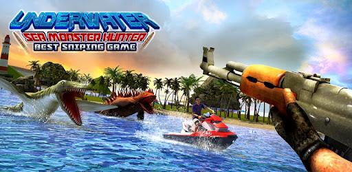 Приложения в Google Play – Underwater Sea Monster Hunter ...