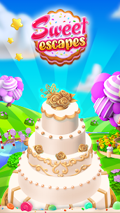 Sweet Escapes: Design a Bakery with Puzzle Games 1