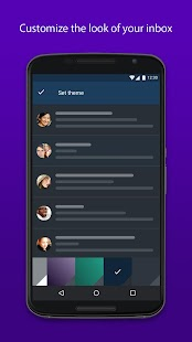 Yahoo Mail – Stay Organized- screenshot thumbnail