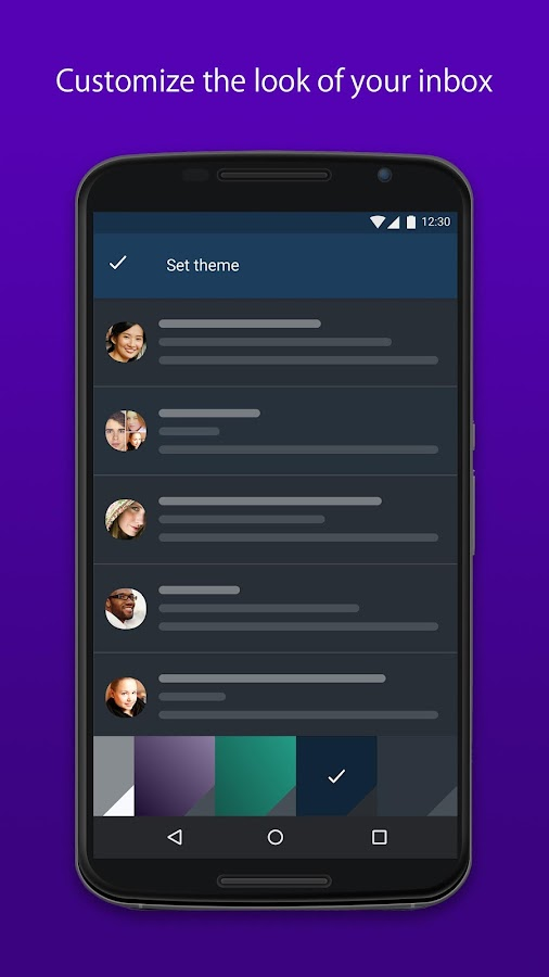 Yahoo Mail – Stay Organized!- screenshot