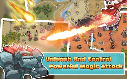 Kingdom Reborn - Magic Rush Ekran Görüntüsü