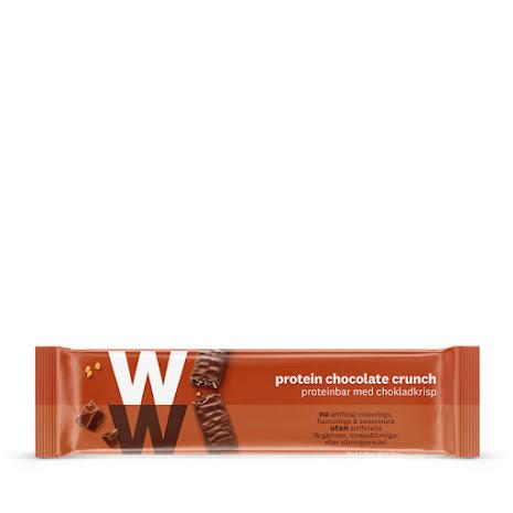 Proteinbar med chokladkrisp
