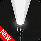LED Flashlight - Torchlight - Bulb icon