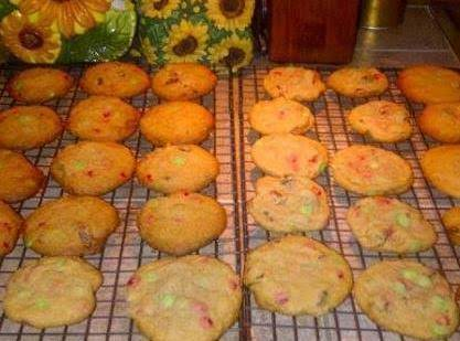 Ultimate Mini M&m Cookies