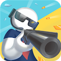 Stickman Shooting: Survival Of Battle Royale icon