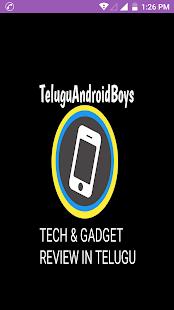 Telugu Android Boys - náhled