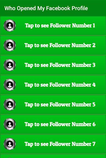My Social Networks Tracker