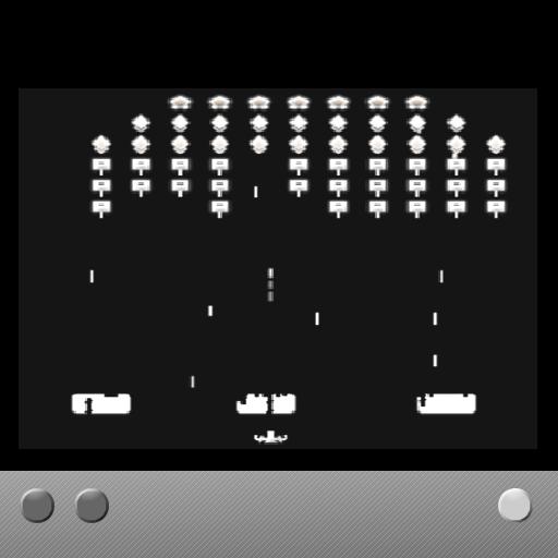 Vector Invaders (Landscape)