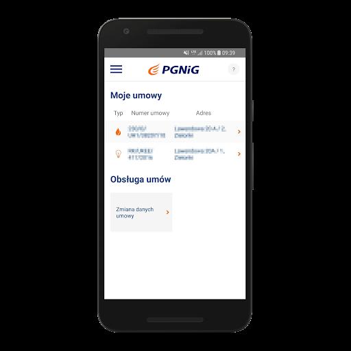 mBOK PGNiG 1.1.34 Screenshots 7