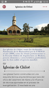 Iglesias Chiloe- screenshot thumbnail