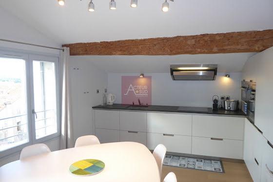 Location appartement meublé 3 pièces 44,24 m2