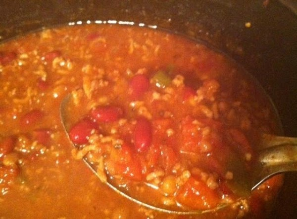 Whatever I Could Find In The Cabinet Chili Recipe