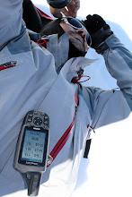 Photo: На картах гора Сутай имеет высоту 4090 м., наш GPS зафиксировал 4206 м.