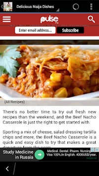 Download nigerian food recipes apk latest version app for android nigerian food recipes poster forumfinder Image collections