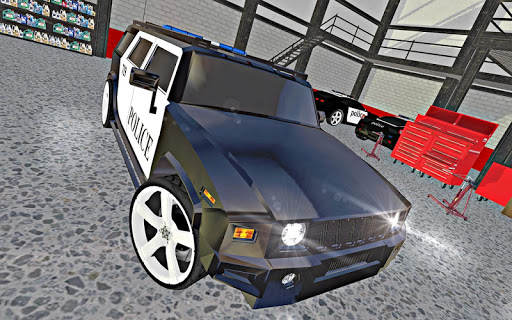 Police vs Thief Chase Duty Racer for PC