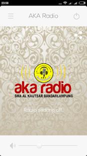 Akaradio Broadcasting - náhled