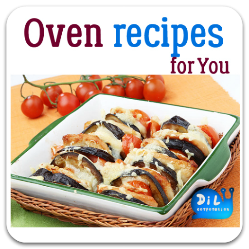 Oven Recipes Icon