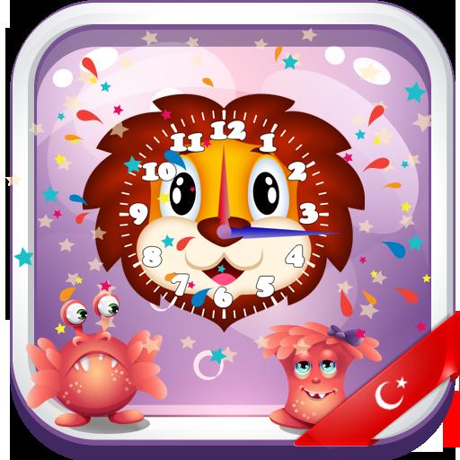 时钟和时间用于学习的孩子 教育 App LOGO-APP開箱王