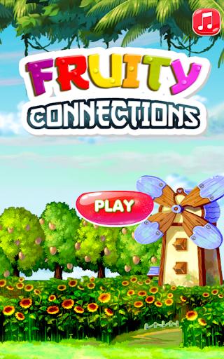 水果拼圖為孩子