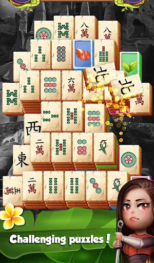 Mahjong World Adventure - The Treasure Trails apkmr screenshots 4