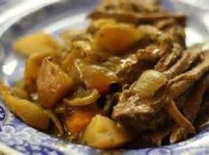 Shellys (crock Pot)  Rosemary Pot Roast Recipe
