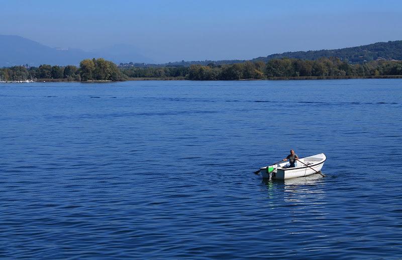 Il vecchio e il... lago di Daniela Valeri