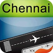 Chennai Airport (MAA) Radar Flight Tracker