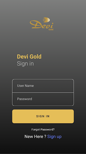 Devi Gold screenshot 1