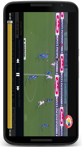 TV Online Indonesia app (apk) free download for Android/PC/Windows screenshot