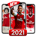 🔴⚪ The Gunners Wallpapers HD & 4K icon