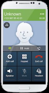 اتصال وهمي screenshot 1