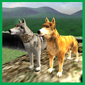 Wolf Quest: Wild Animal Life🐺