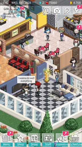 K-POP Idol Producer  screenshots 7