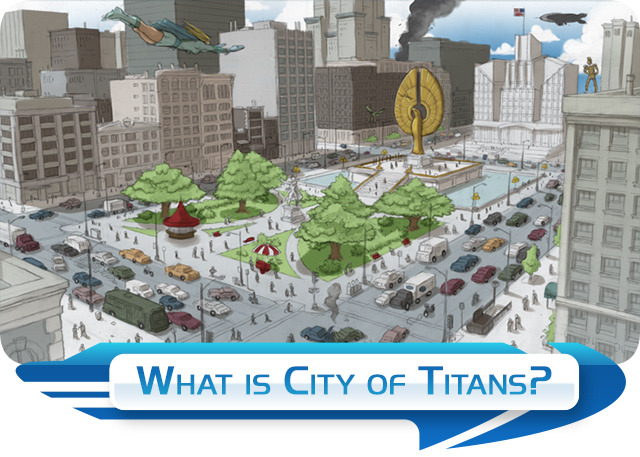Image result for city of titans kickstarter