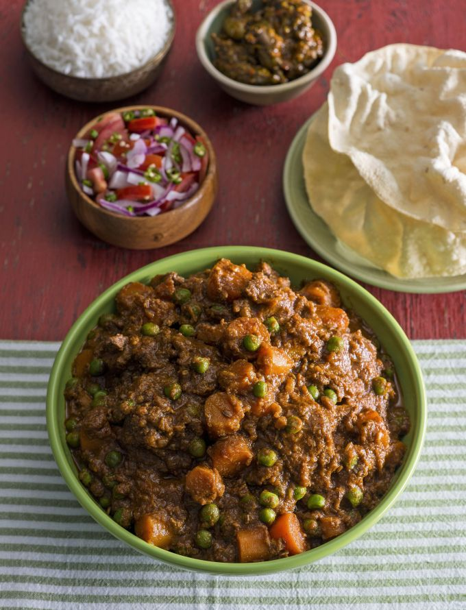 "Illa's lamb curry with carrots is one of many delicious recipes in ""Curry"" by Ishay Govender-Ypma"